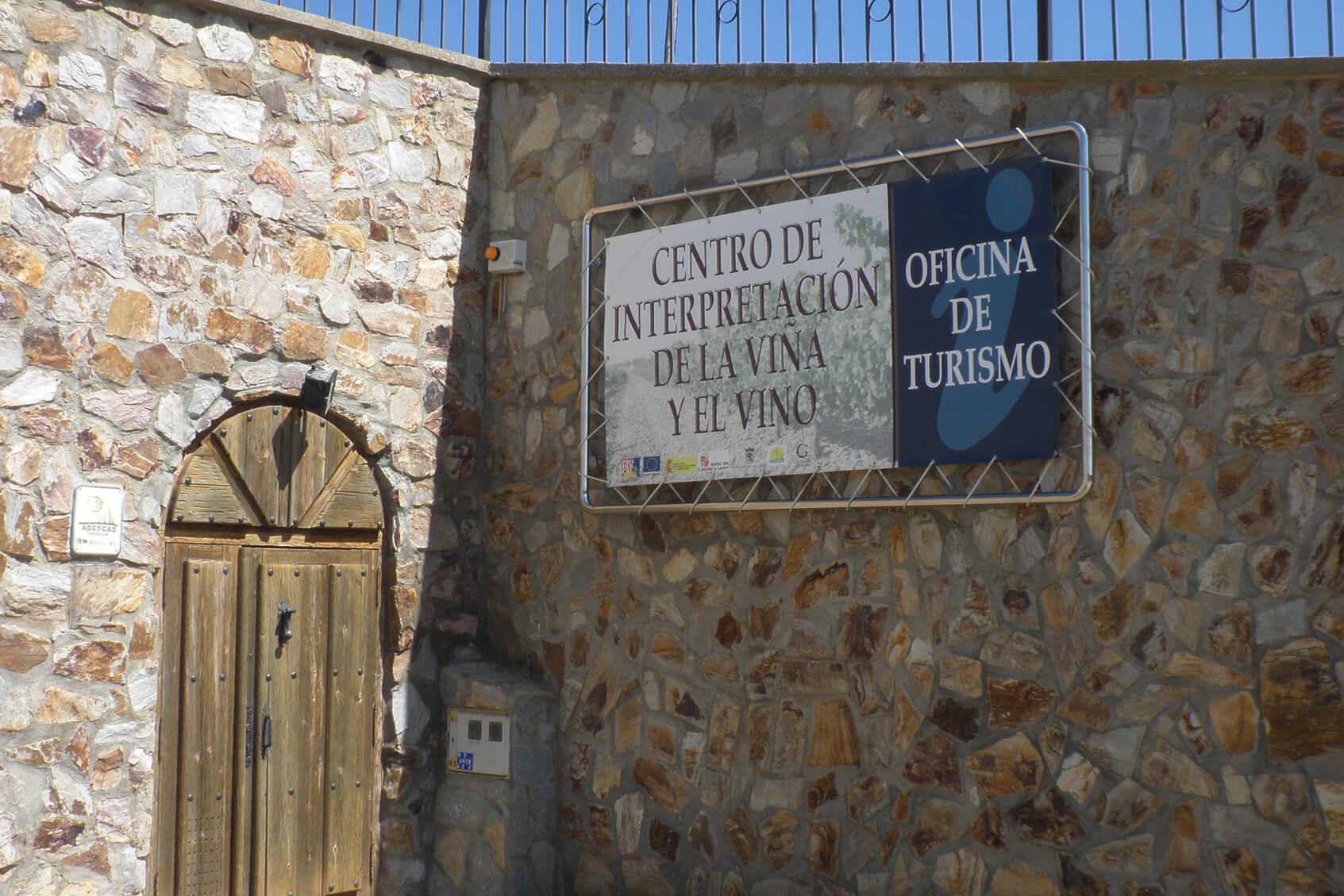 CENTRO DE INTERPRETACIÓN DE LA VIÑA Y EL VINO