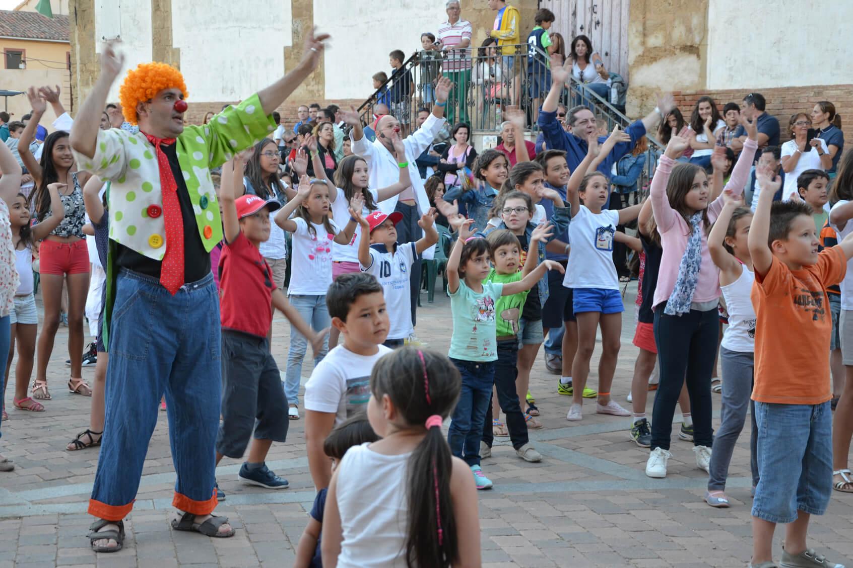 FESTIVAL INTERNACIONAL DE PAYASOS GORDONCILLO